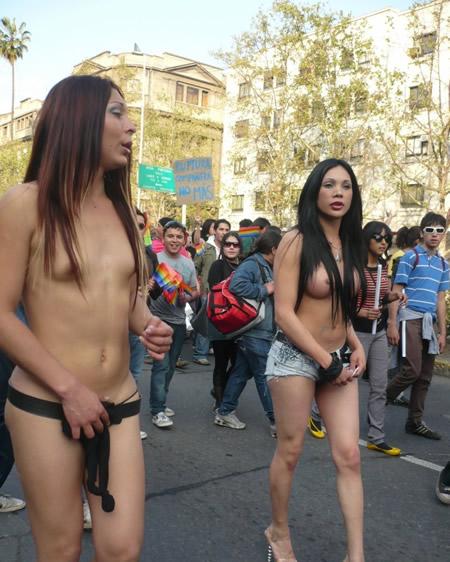 prostitutas transexuales en la calle videos de prostitutas grabadas